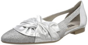 Gabor Shoes Damen Fashion Pumps, Mehrfarbig (Silber/Ice), 39 EU
