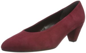 Gabor Shoes Damen Fashion Pumps, Rot (Camino 15), 38.5 EU