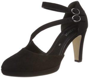 Gabor Shoes Damen Fashion Pumps, (Schwarz), 38 EU