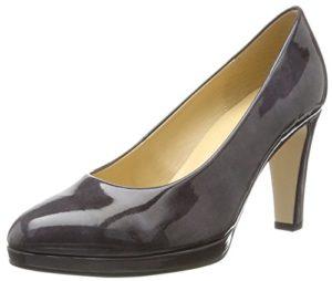 Gabor Shoes Damen Fashion Pumps, Schwarz (79 Titan), 39 EU