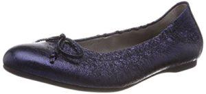 Gabor Shoes Damen Gabor Casual Geschlossene Ballerinas, Blau (Night), 39 EU (6 UK)