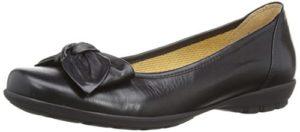 Gabor Shoes Gabor Casual, Damen Geschlossene Ballerinas, Schwarz (schwarz 27), 39 EU (6 UK)