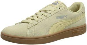 Puma Smash v2, Unisex-Erwachsene Sneaker, Beige (Pebble), 38 EU