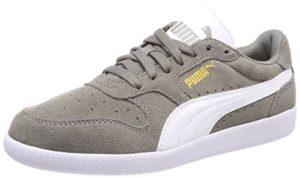 Puma Unisex-Erwachsene Icra Trainer SD Sneaker, Grau (Steel Gray White 34), 39 EU