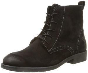Tamaris 25145, Damen Chukka Boots, Schwarz (schwarz (BLACK001)), 37 EU (4 Damen UK)