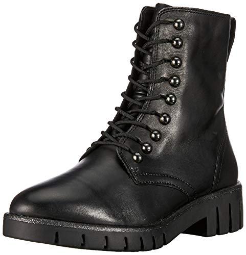 Tamaris Damen 1-1-25232-21 Biker Boots, Schwarz (Black 001), 40 EU