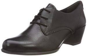 Tamaris Damen 23305-21 Stiefeletten, Schwarz (Black Leather 3), 39 EU