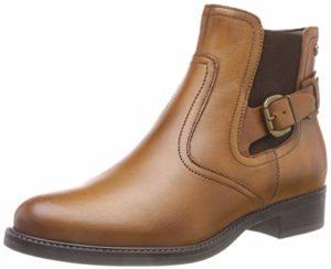 Tamaris Damen 25002-21 Chelsea Boots, Braun (Nut 440), 37 EU