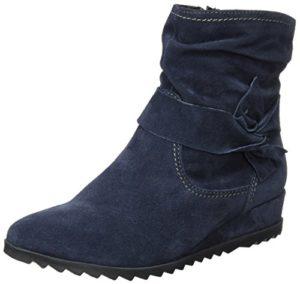 Tamaris Damen 25006 Stiefel, Blau (Navy), 38 EU