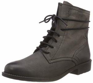 Tamaris Damen 25111-21 Combat Boots, Grau (Anthracite 214), 40 EU
