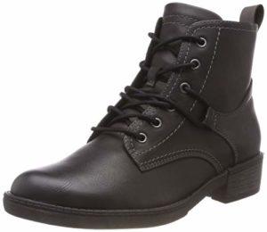 Tamaris Damen 25116-21 Combat Boots, Schwarz (Black 1), 41 EU