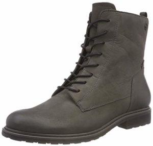 Tamaris Damen 25125-21 Combat Boots, Grau (Stone 231), 37 EU