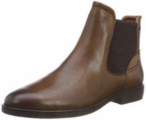 Tamaris Damen 25306-21 Chelsea Boots, Braun (Muscat 311), 40 EU