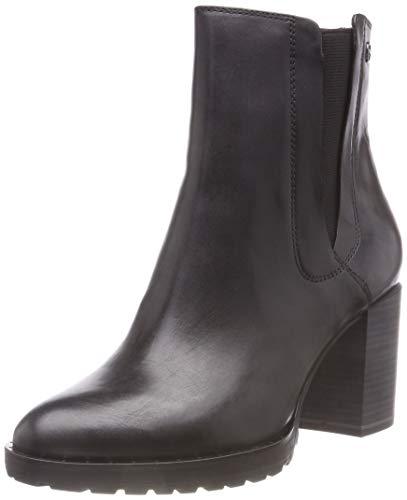 Tamaris Damen 25328-21 Chelsea Boots, Schwarz (Black 1), 40 EU