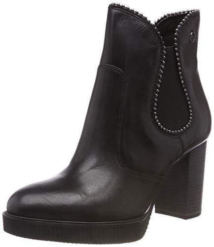 Tamaris Damen 25329-21 Chelsea Boots, Schwarz (Black 1), 37 EU