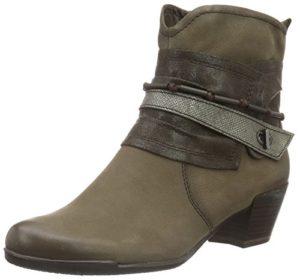 Tamaris Damen 25349 Biker Boots, Braun (Cigar Comb 391), 38 EU