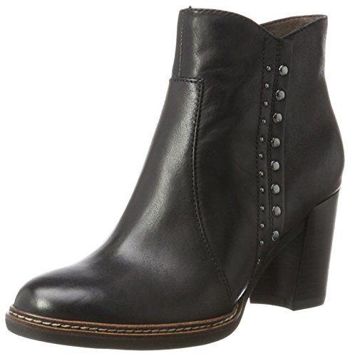 Tamaris Damen 25350 Stiefel, Schwarz (Black), 39 EU