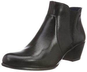 Tamaris Damen 25353-21 Chelsea Boots, Schwarz (Black 1), 38 EU