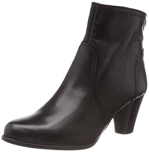 Tamaris Damen 25377-21 Stiefeletten, Schwarz (Black 1), 38 EU