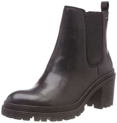 Tamaris Damen 25417-21 Chelsea Boots, Schwarz (Black 1), 39 EU