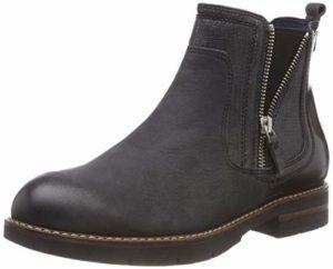 Tamaris Damen 25426-21 Chelsea Boots, Grau (Anthracite Com 234), 40 EU