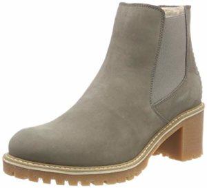 Tamaris Damen 25447-21 Chelsea Boots, Grau (Light Grey 254), 38 EU