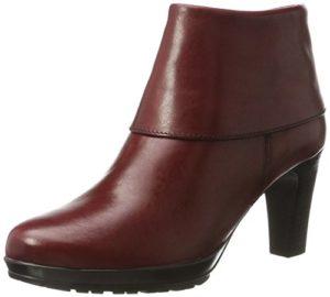 Tamaris Damen 25460 Stiefel, Rot (Bordeaux), 38 EU