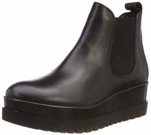 Tamaris Damen 25462-21 Chelsea Boots, Schwarz (Black 1), 37 EU