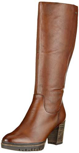 Tamaris Damen 25523-21 Stiefeletten, Braun (Cognac 305), 39 EU