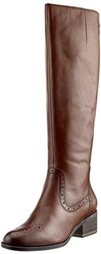 Tamaris Damen 25541-21 Hohe Stiefel, Braun (Mocca 304), 40 EU