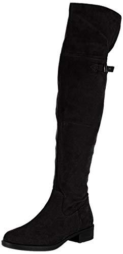 Tamaris Damen 25811-21 Stiefeletten, Schwarz (Black 1), 43 EU