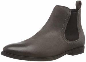 Tamaris Damen 25995-21 Chelsea Boots, Grau (Anthracite 214), 39 EU