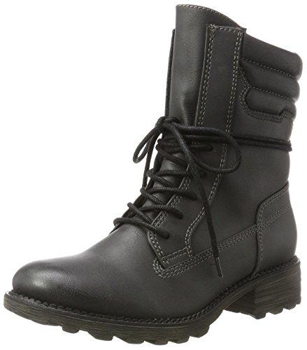 Tamaris Damen 26206 Chukka Boots, Schwarz (Black), 38 EU