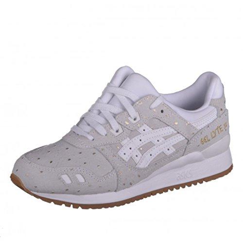Asics Tiger Damen Sneaker weiß 37