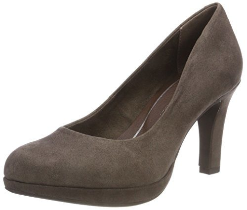 MARCO TOZZI Damen 2-2-22417-31 324 Pumps, Braun (Pepper, 39 EU