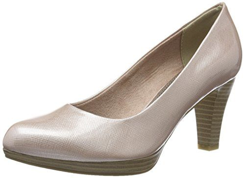 MARCO TOZZI Damen 22409 Pumps, Pink (Rose 521), 39 EU
