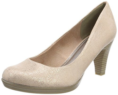 Marco Tozzi Damen 22411 Pumps, pink (rose metallic), 37 EU