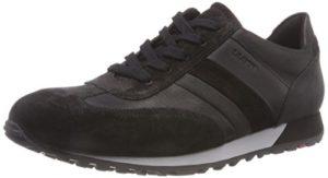 LLOYD Herren Agon Sneaker, (Schwarz 0), 44 EU