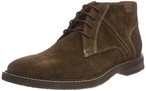 LLOYD Herren DALBERT Desert Boots, Braun (Nut/Kenia 3), 42.5 EU
