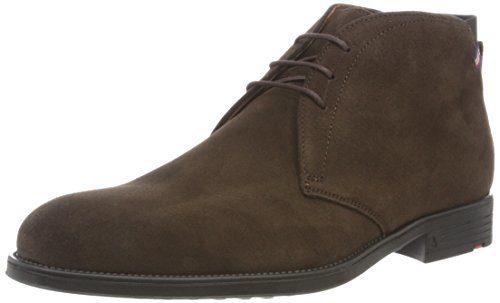 LLOYD Herren Patriot Desert Boots, Braun (T.D.Moro 7), 42.5 EU