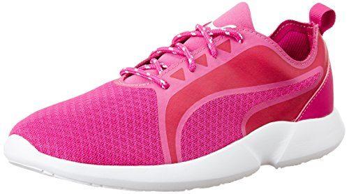 Puma Damen Vega Evo Sneakers, Pink Ultra Magenta 03, 39 EU