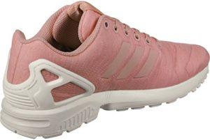 adidas Damen Zx Flux W Laufschuhe, Mehrfarbig (Trace F17/trace Pink F17/off White), 40 2/3 EU