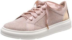 s.Oliver Damen 23617 Sneaker, Pink (Rose Comb), 41 EU