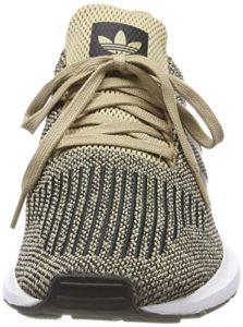 adidas Herren Swift Run Fitnessschuhe Gelb (Oronat/Negbas/Ftwbla 000) 43 1/3 EU