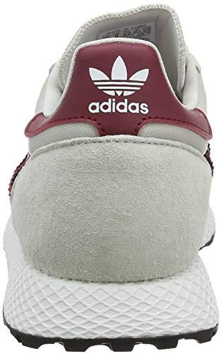 adidas Herren Forest Grove Fitnessschuhe, Mehrfarbig (Pertiz/Ftwbla/Negbás 000), 44 2/3 EU