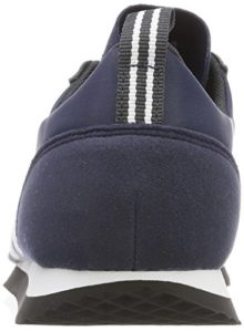 adidas Herren VS Jog Sneaker Blau (Collegiate Navy/Footwear White/Core Black) 44 EU