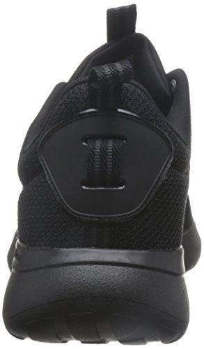 adidas Herren Cf Lite Racer Laufschuhe, Mehrfarbig (Core Black/core Black/utility Black F16), 45 1/3 EU