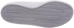 adidas Herren Cloudfoam Advantage Sneaker, Weiß (Ftwwht/ftwwht/green), 45 1/3  EU
