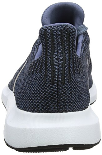 adidas Herren Swift Run Fitnessschuhe Blau (Acenat/Negbás/Ftwbla 000) 43 1/3 EU