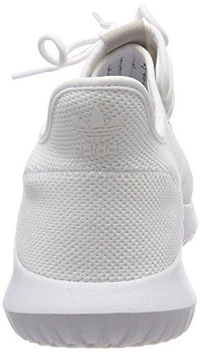 Adidas Herren Tubular Shadow Fitnessschuhe, Weiß Negbas/Ftwbla 000, 42 2/3 EU